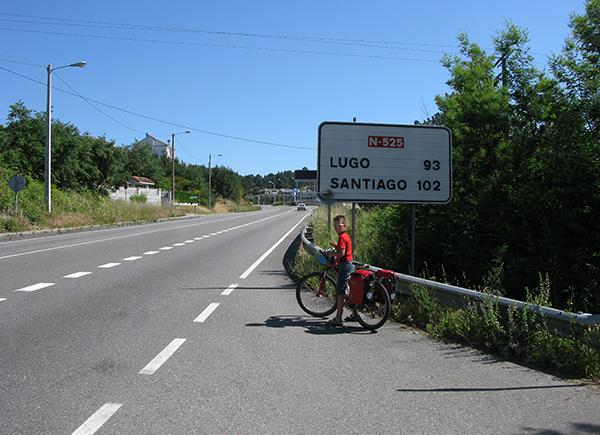 Испания на велосипеде