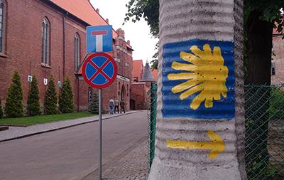 camino polaco Ketrzyn