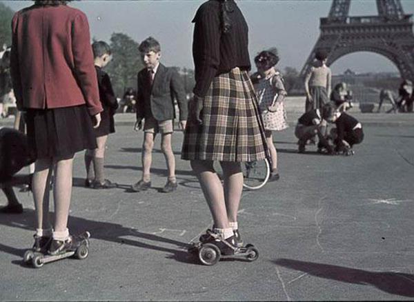 Paris 1940-1944
