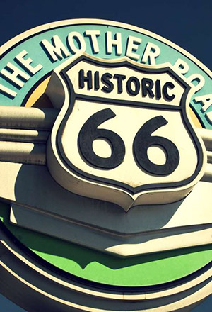 road 66 путешествие мечты