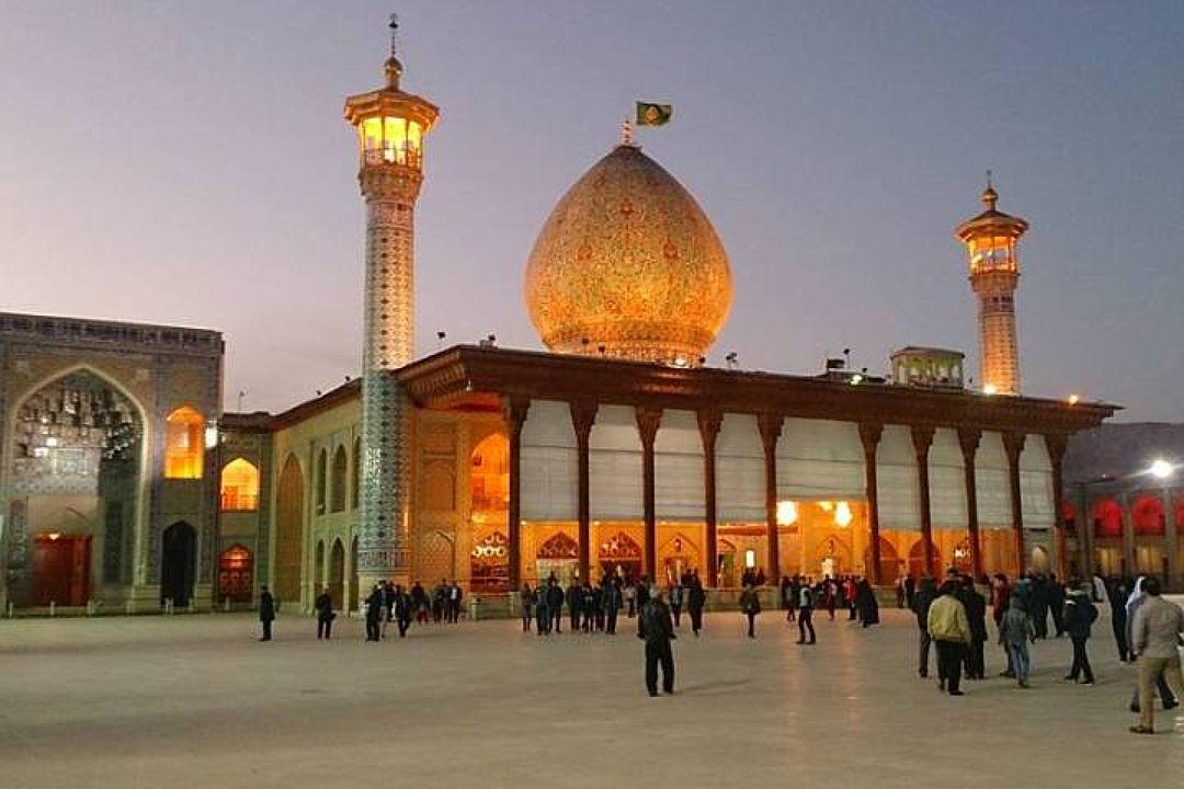wx1080_2 Иран мавзолей Шах-е Чераг